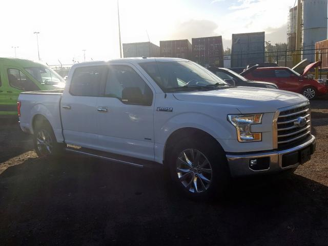 2017 Ford F150 | Vin: 1FTEW1CG2HKC64811