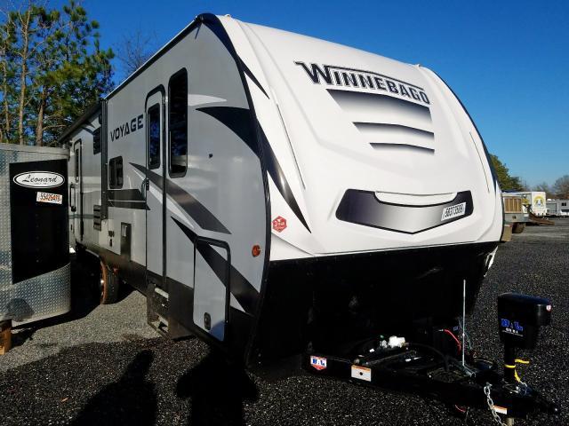 Winnebago salvage cars for sale: 2020 Winnebago Voyage