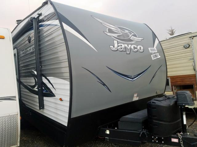 Jayco Vehiculos salvage en venta: 2018 Jayco Travel Trailer