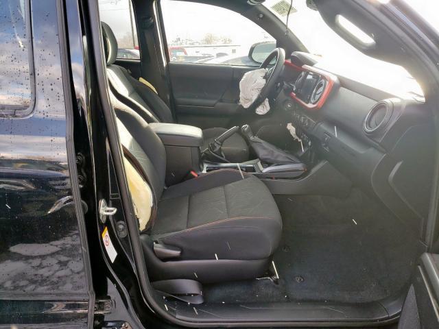 2018 Toyota TACOMA | Vin: 5TFCZ5AN0JX162391