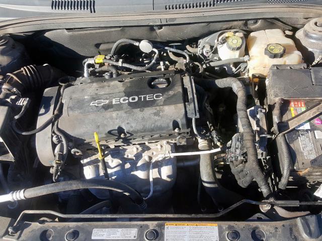2014 Chevrolet    Vin: 1G1PA5SH4E7409671