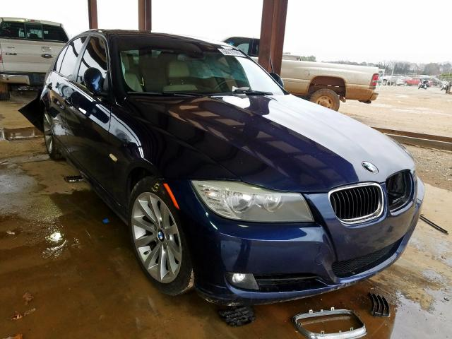 Salvage cars for sale from Copart Tanner, AL: 2011 BMW 328 I