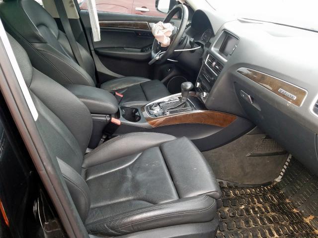 2014 Audi    Vin: WA1LFAFP9EA060800