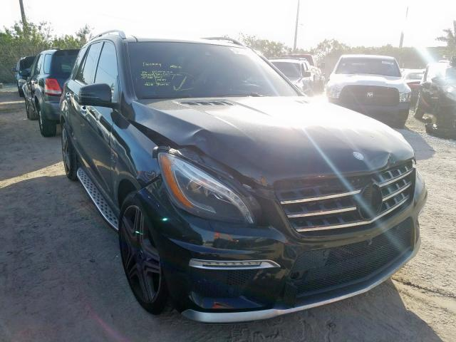 2014 Mercedes-Benz ML 63 AMG for sale in West Palm Beach, FL