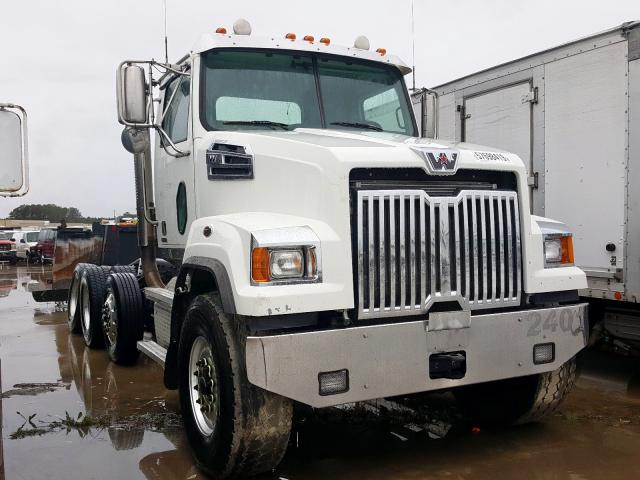 Western Star salvage cars for sale: 2019 Western Star Convention