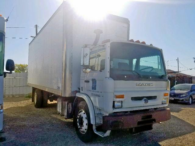 Mack salvage cars for sale: 2000 Mack 200 MS200
