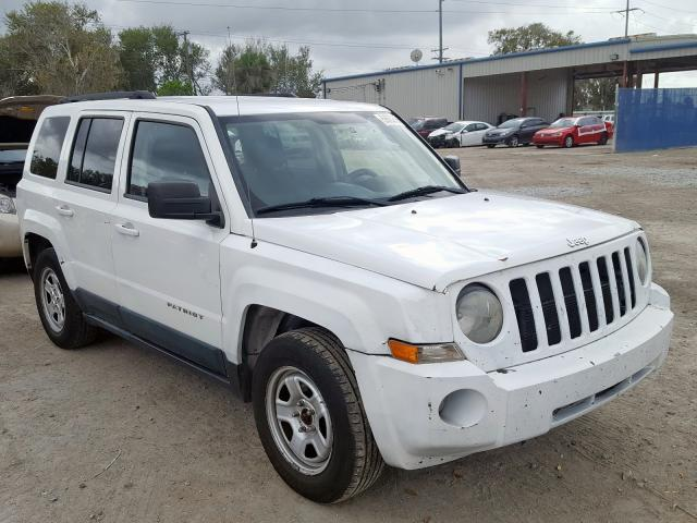 2011 Jeep Patriot SP for sale in Fort Pierce, FL