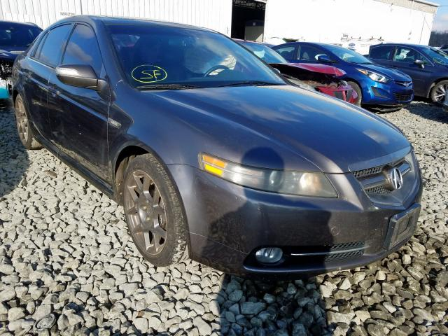 2007 Acura Tl Type S 3 5l 6 In Nj Trenton