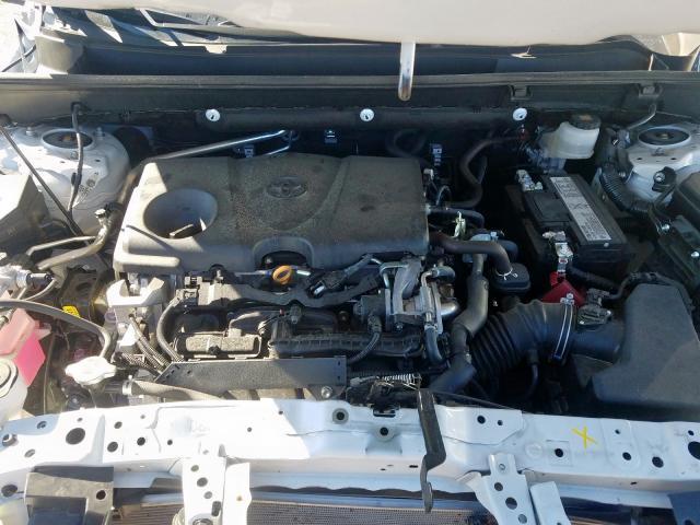 2019 Toyota RAV4   Vin: 2T3C1RFV8KW012333