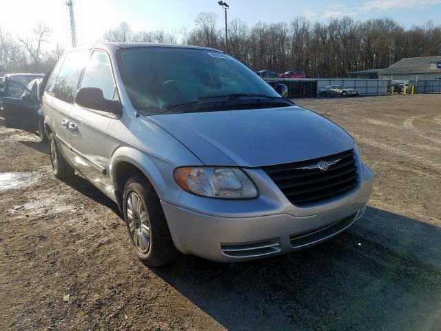 Salvage cars for sale from Copart York Haven, PA: 2005 Chrysler Town & Country