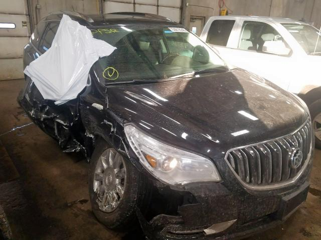 Buick Enclave salvage cars for sale: 2015 Buick Enclave