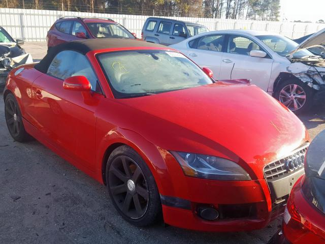 Audi TT salvage cars for sale: 2009 Audi TT