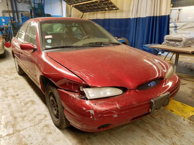 auto auction ended on vin 1falp6539tk191043 1996 ford contour gl in il wheeling autobidmaster