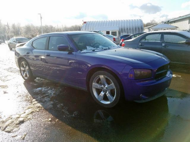 Dodge salvage cars for sale: 2007 Dodge Charger R