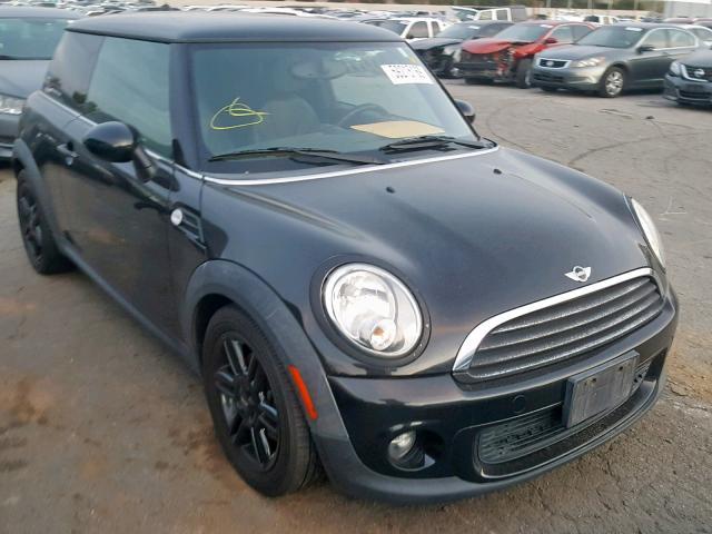 2012 Mini Cooper 1.6L