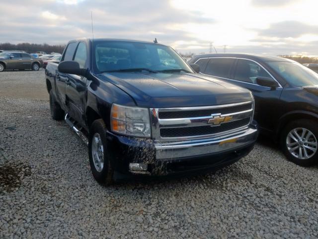 Salvage trucks for sale at Memphis, TN auction: 2007 Chevrolet Silverado