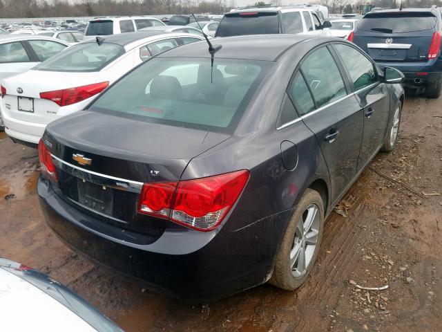 2014 Chevrolet CRUZE   Vin: 1G1PE5SB2E7398735