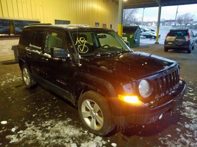 2011 Jeep Patriot Sp 2.4L