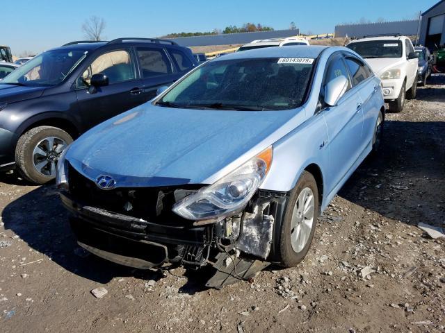 2013 Hyundai    Vin: KMHEC4A49DA078794