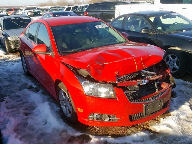 2014 Chevrolet  | Vin: 1G1PC5SB2E7435806