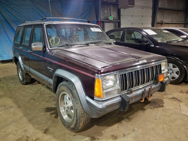 1992 Jeep Cherokee L 4.0L