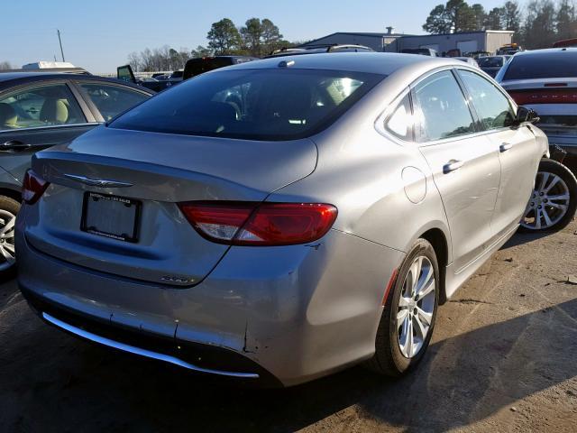 2015 Chrysler 200 | Vin: 1C3CCCAB3FN613431