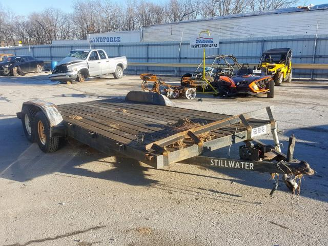 Stel salvage cars for sale: 1990 Stel Trailer