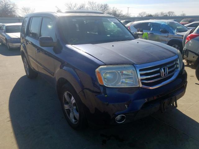 2013 Honda Pilot Ex L For Sale >> 2013 Honda Pilot Exl 3 5l 6 In Tx Dallas South