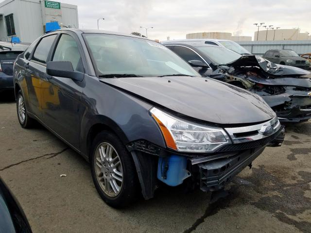 Ford Focus SE salvage cars for sale: 2010 Ford Focus SE