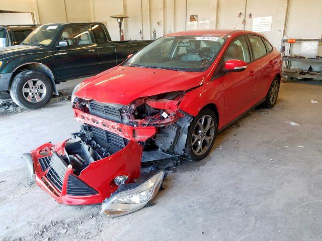 2013 Ford  | Vin: 1FADP3F2XDL236821