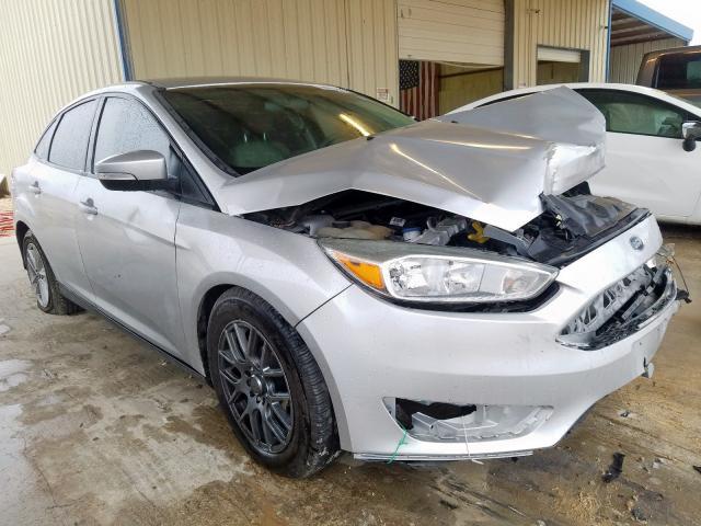 2015 Ford Focus Se 2.0L