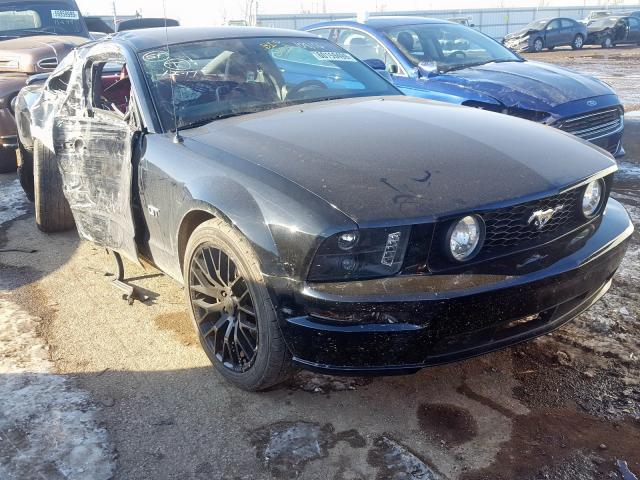 2007 Ford Mustang 4.6L