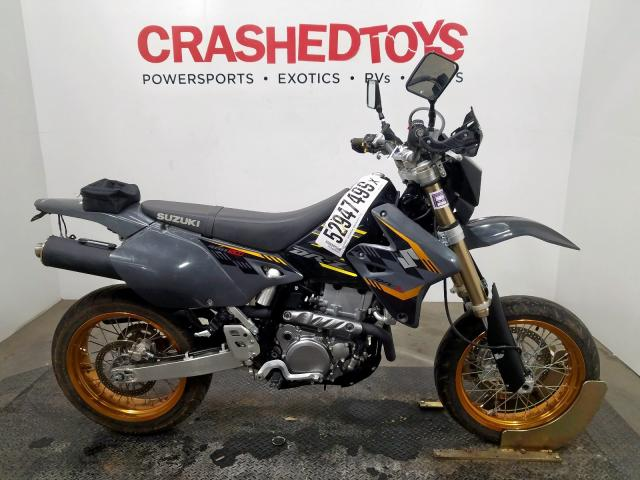 Suzuki salvage cars for sale: 2018 Suzuki DR-Z400 SM