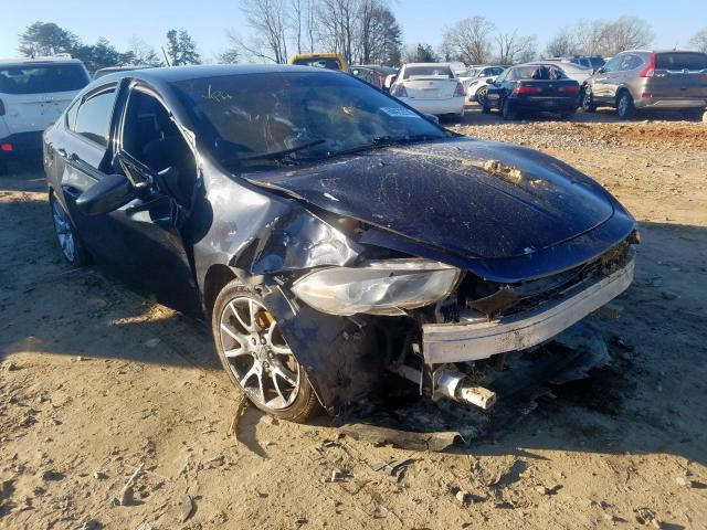 Vehiculos salvage en venta de Copart China Grove, NC: 2014 Dodge Dart SE