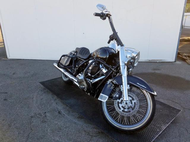 Harley-Davidson salvage cars for sale: 2017 Harley-Davidson Flhr Road