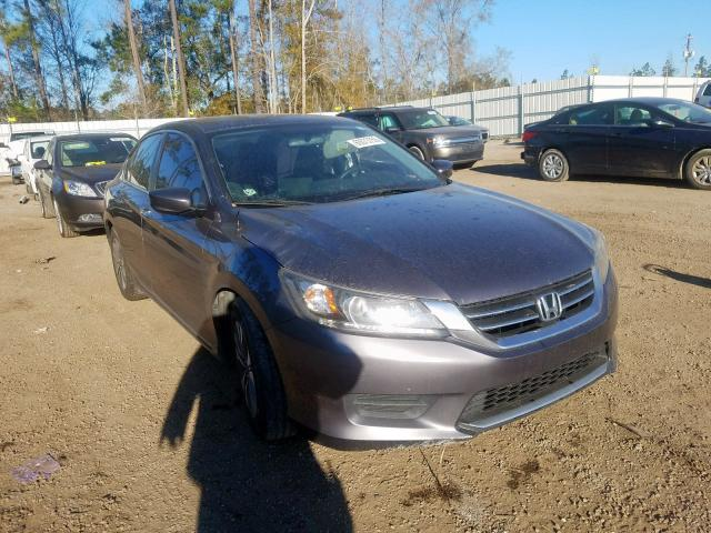 2013 HONDA ACCORD LX - Other View