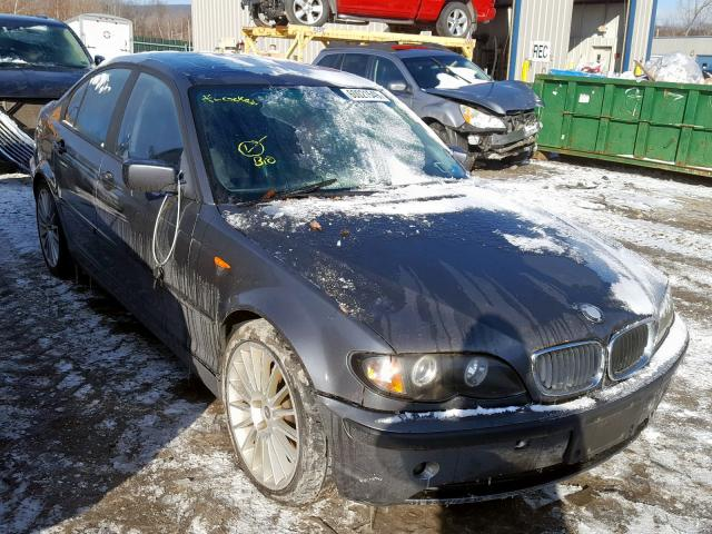 BMW 3 Series salvage cars for sale: 2003 BMW 3 Series