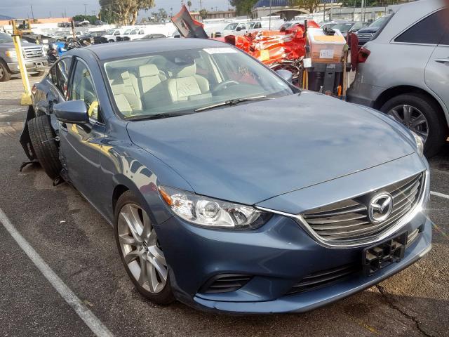 2017 Mazda 6 Touring 2.5L