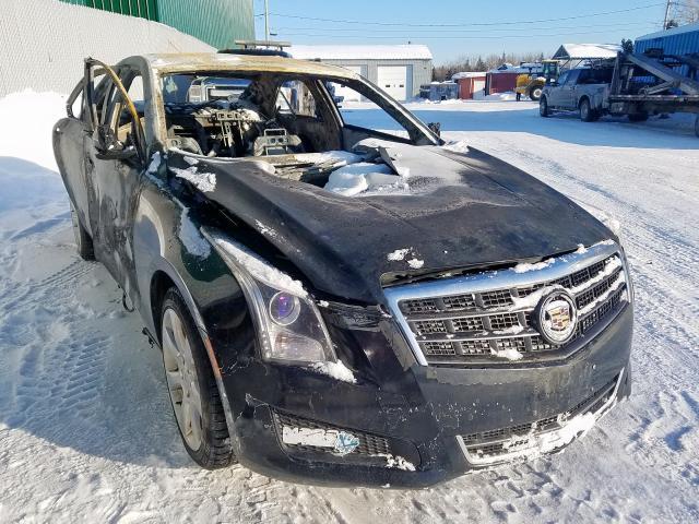 Cadillac ATS salvage cars for sale: 2014 Cadillac ATS