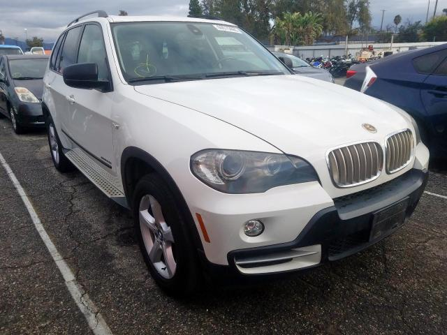 BMW salvage cars for sale: 2009 BMW X5 XDRIVE3