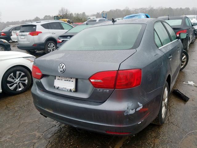 2014 Volkswagen  | Vin: 3VWD17AJ3EM298043