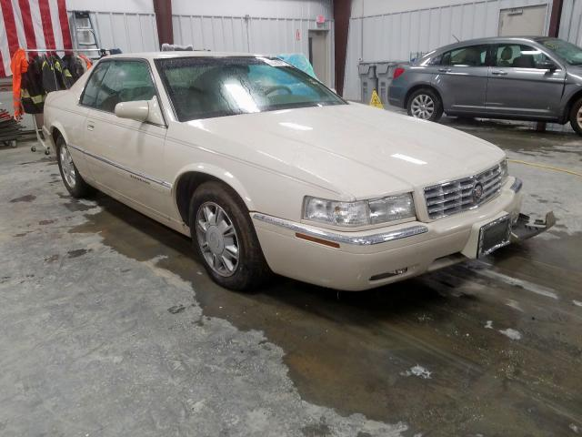Salvage 1997 Cadillac ELDORADO for sale