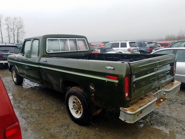1975 Ford F250 >> Prodazha 1975 Ford F250 V Arlington Wa Lot 59485549