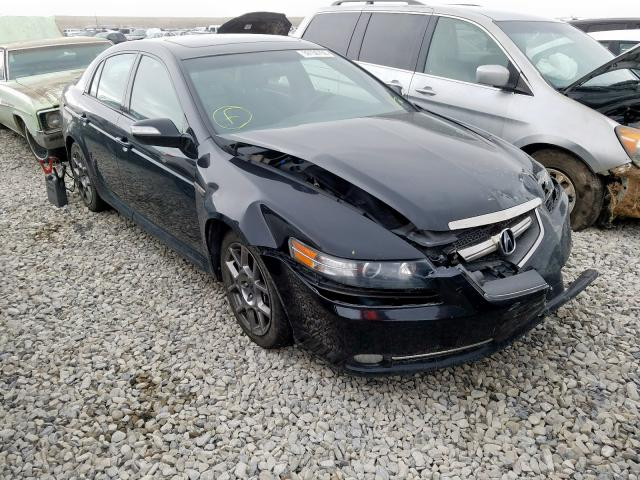 2008 Acura Tl Type S For Sale At Copart North Salt Lake Ut Lot 59156759 Salvagereseller Com