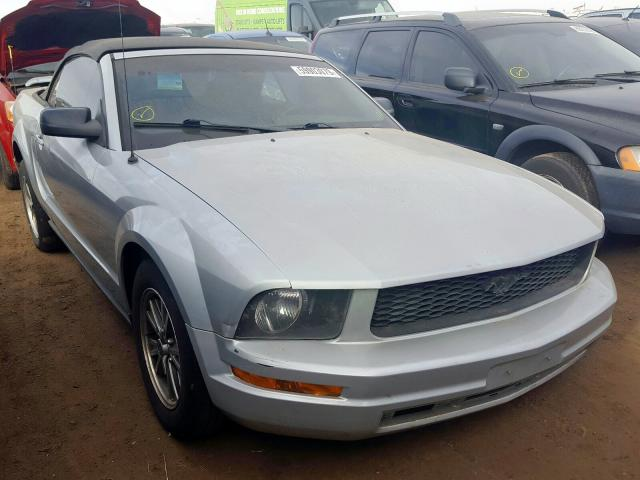 Ford Mustang salvage cars for sale: 2005 Ford Mustang