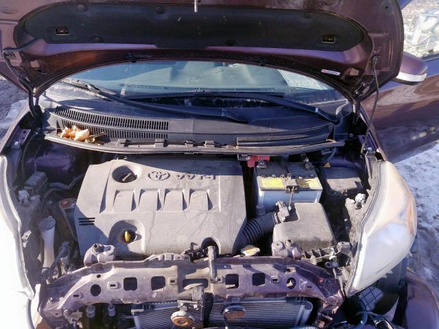 2013 Toyota SCION | Vin: JTKKUPB49D1033769
