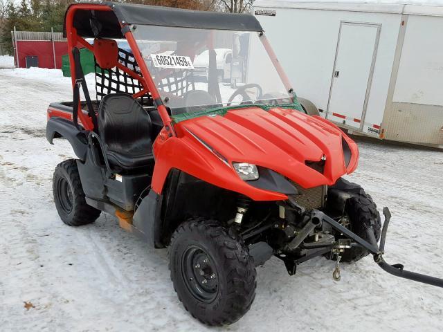 2008 KAWASAKI  KRF-750 A