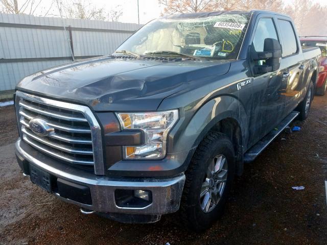 2015 Ford F150 | Vin: 1FTFW1EF3FFB73206