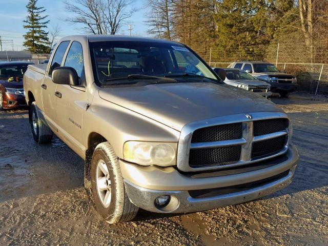 2002 Dodge Ram 1500 For Sale >> 2002 Dodge Ram 1500 For Sale At Copart Northfield Oh Lot 60644739 Salvagereseller Com