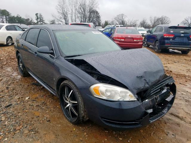 2009 Chevrolet Impala 1LT for sale in China Grove, NC